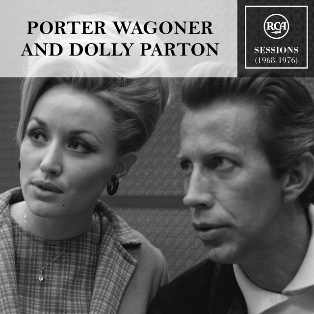Album cover for RCA Sessions (1968-1976) by Porter Wagoner, Dolly Parton