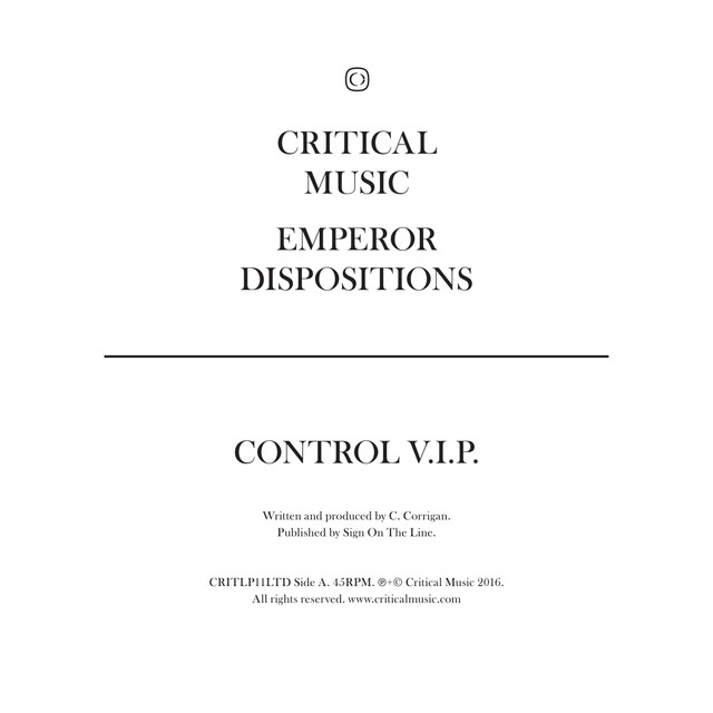 Dispositions (VIP)