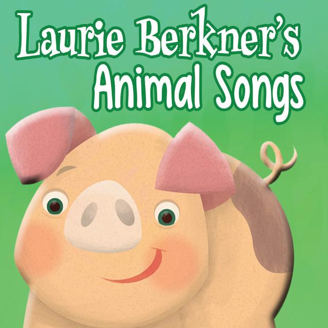Laurie Berkner's Animal Songs Albumcover