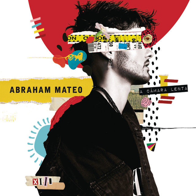 Album cover for A Cámara Lenta by Abraham Mateo
