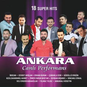 Ankara Canlı Performans (18 Super Hits) Albümü