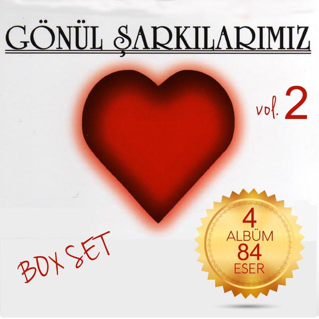 Gönül Şarkılarımız Box Set, Vol. 2 (4 Albüm 84 Şarkı)