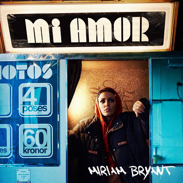 Skivomslag för Miriam Bryant: Mi Amor