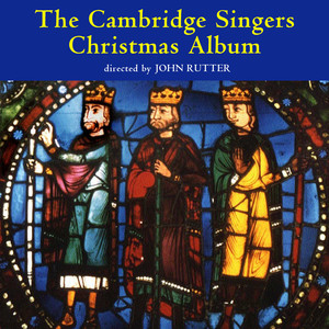 Cambridge Singers Christmas Album Albumcover