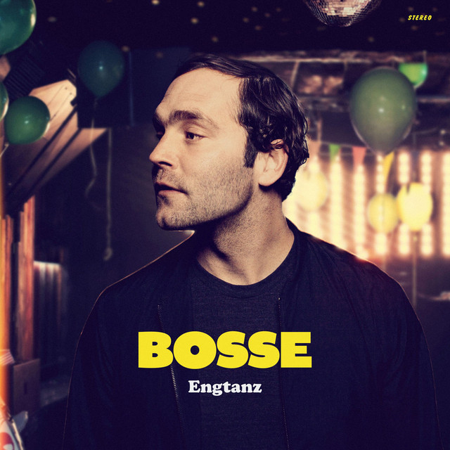 Album cover for Engtanz (Deluxe) by Bosse