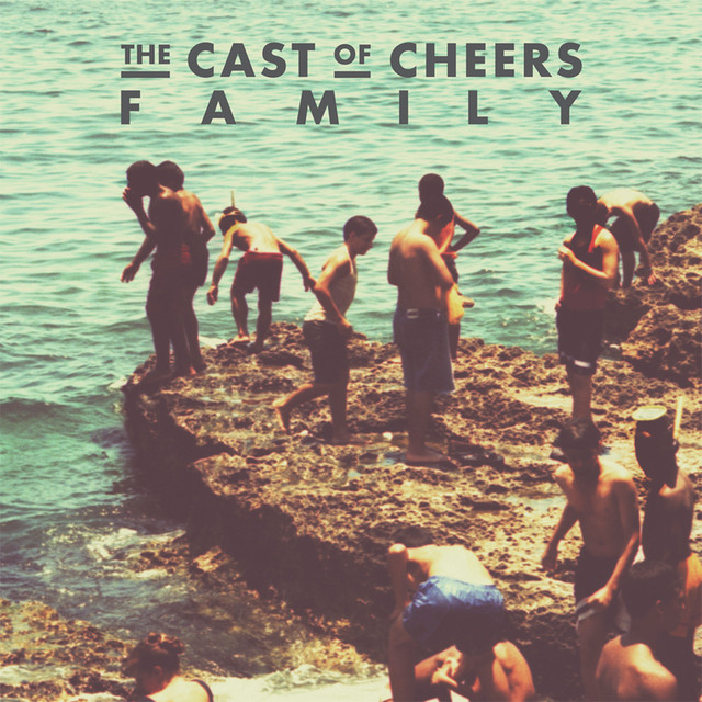Album cover for Family by The Cast Of Cheers