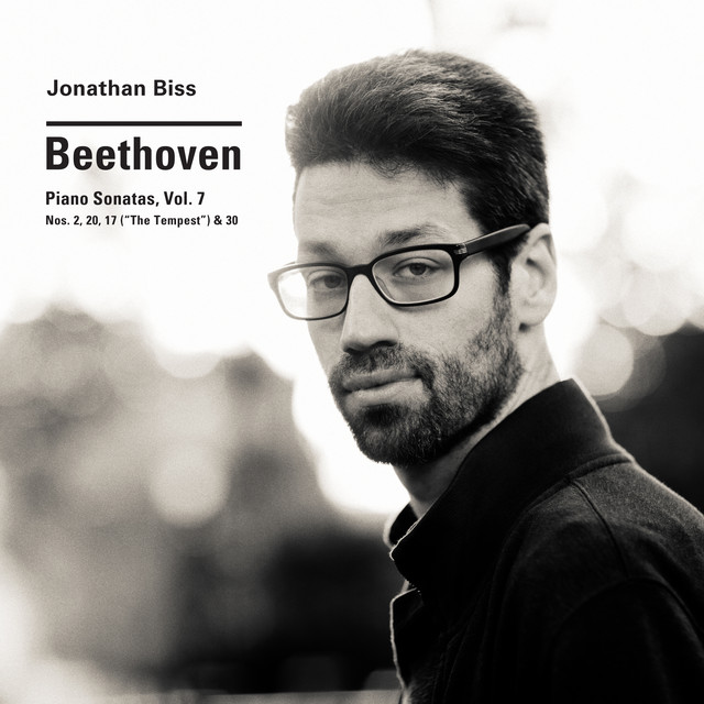 Album cover for Beethoven: Piano Sonatas, Vol. 7 by Ludwig van Beethoven, Jonathan Biss