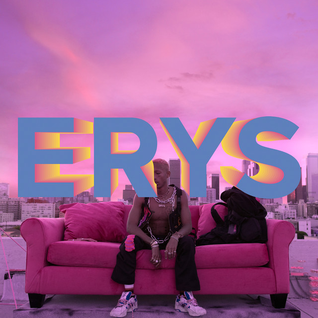 Album cover for ERYS (Deluxe) by Jaden