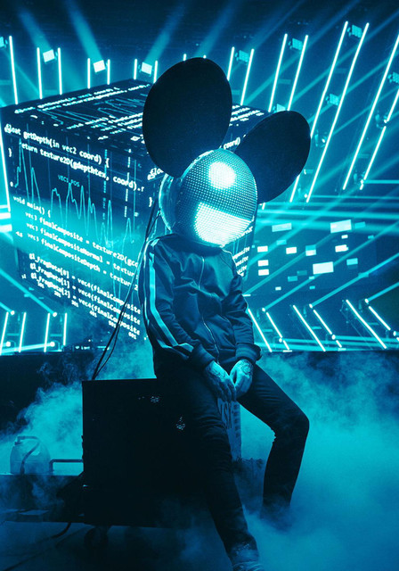 Deadmau5 tickets and 2020  tour dates
