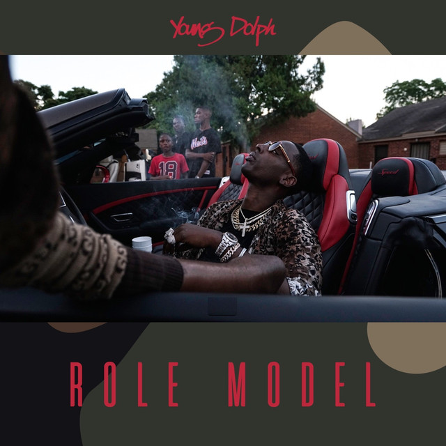 Album cover for Role Model by Young Dolph