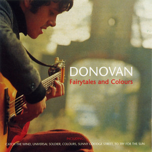 Donovan Ballad of a Crystal Man cover