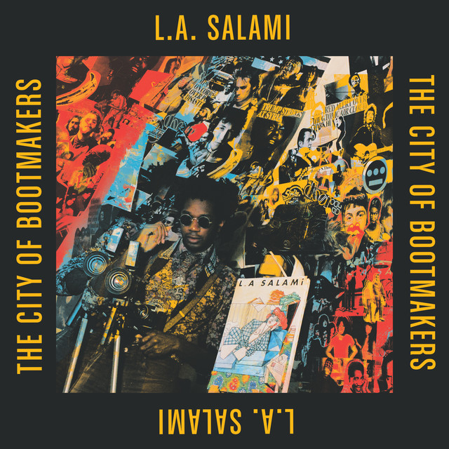 Album cover for The City of Bootmakers by L.A. Salami