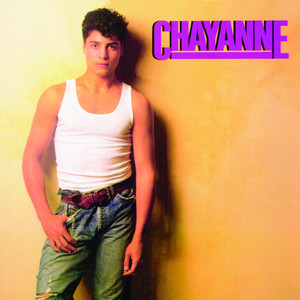 Chayanne Albumcover
