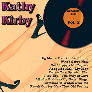 Greatest Hits: Kathy Kirby Vol. 2 album