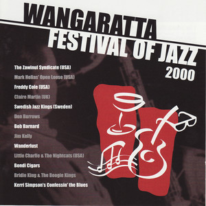 Wangaratta Festival of Jazz 2000