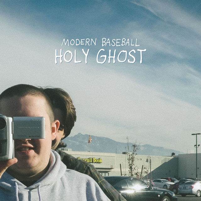 Album cover for Holy Ghost by Modern Baseball