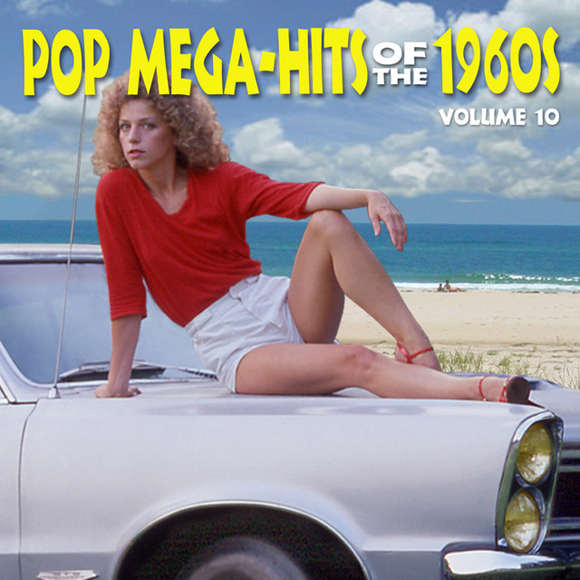 Various Artists Pop Megahits Of The 1960's - Volume 10 album cover