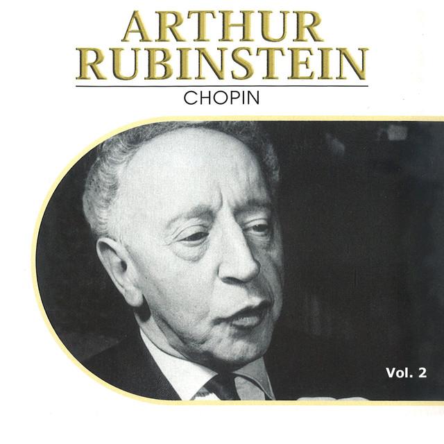 Arthur Rubinstein, Vol. 2 (1928-1937) Albumcover