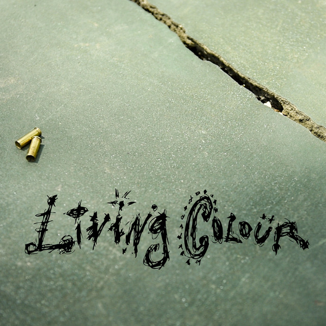 Album cover for Who Shot Ya by Living Colour