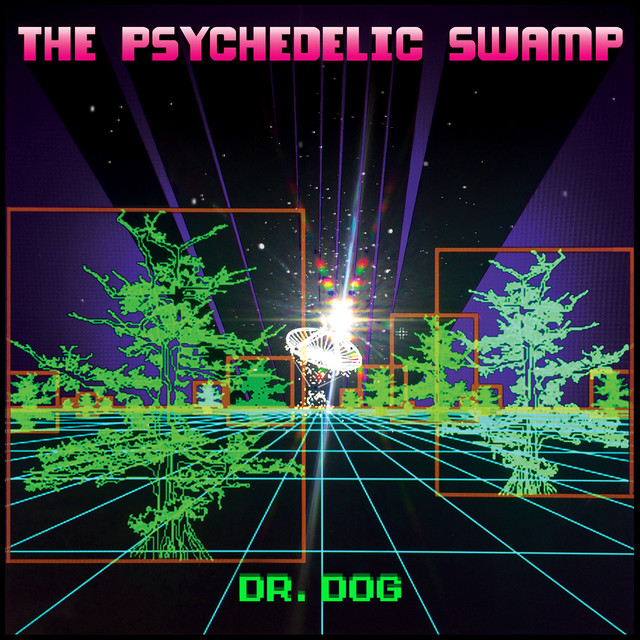 Album cover for The Psychedelic Swamp by Dr. Dog