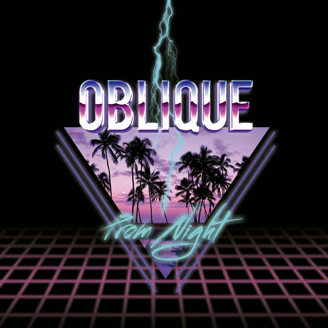 Album cover for Prom Night by Oblique
