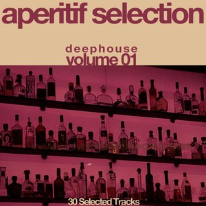 Aperitif Selection, Vol. 1 (Deephouse) Albumcover