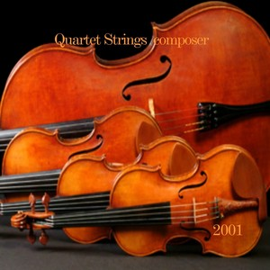 String Quartet, Vol. 1 Albumcover