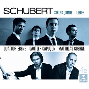 Schubert: Quintet and Lieder Albümü
