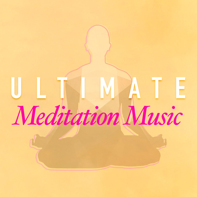 Ultimate Meditation Music Albumcover
