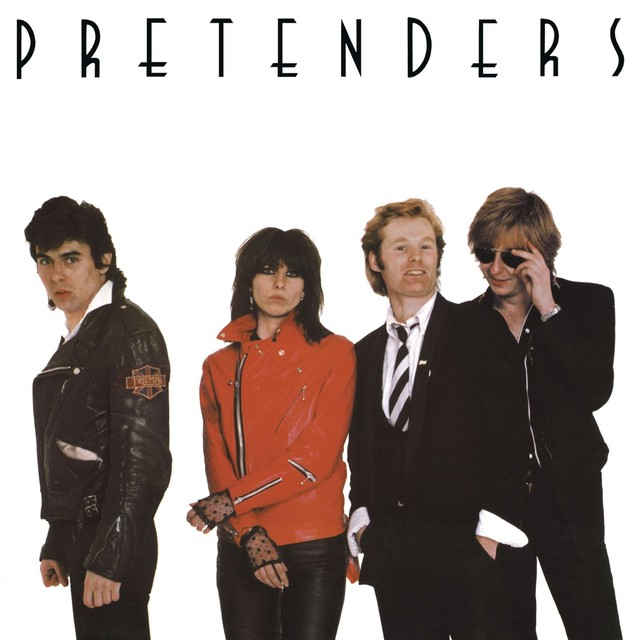 Pretenders (US Release) Albumcover