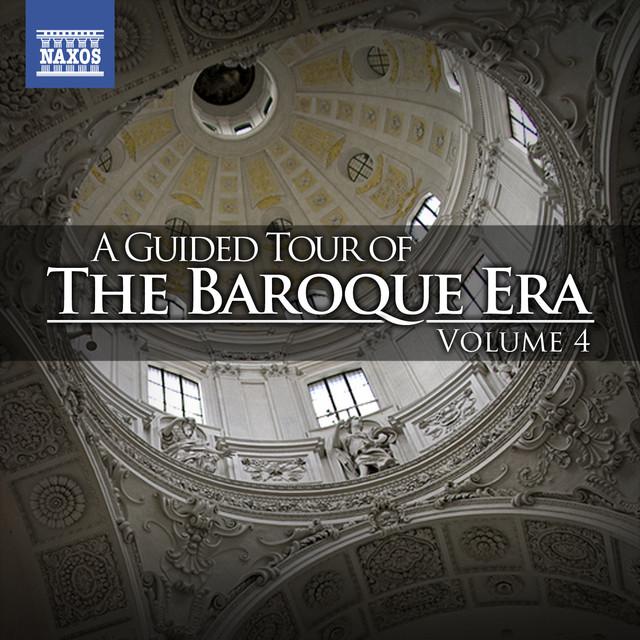 A Guided Tour of the Baroque Era, Vol. 4 Albumcover