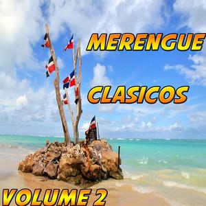 Merengues Clasicos Vol 2 Albumcover