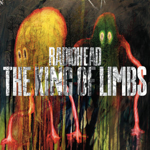 Album cover for The King of Limbs by Radiohead