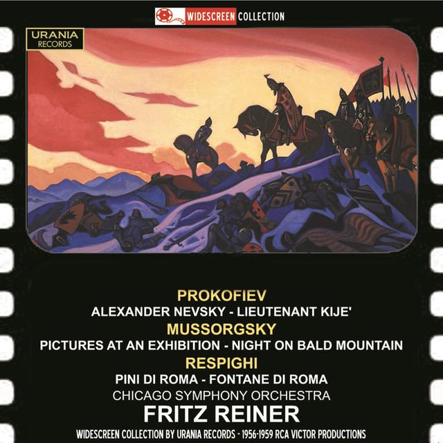 Prokofiev, Mussorgsky & Respighi: Orchestral Works