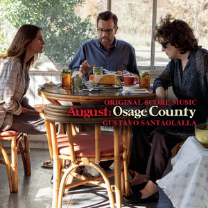 August: Osage County - Original Score Music Albumcover