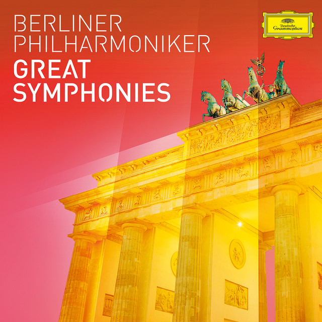Great Symphonies Albumcover