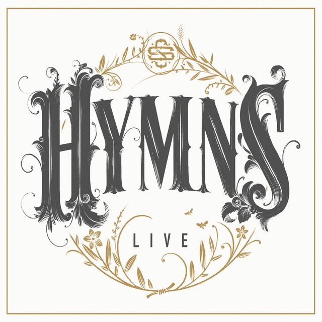Album cover for Hymns Live by Shane & Shane