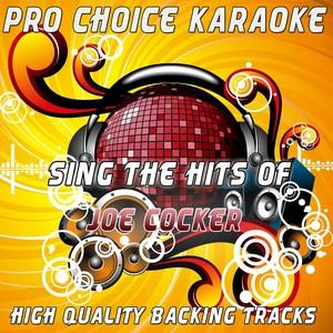 Cover art for Delta Lady (Karaoke Version) - Originally Performed By Joe Cocker