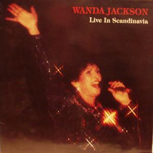 Wanda Jackson Live In Scandinavia Albümü