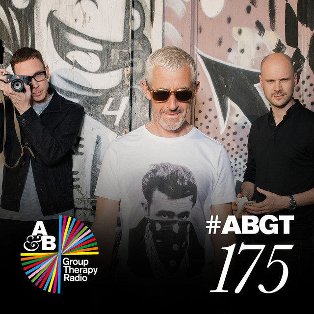 Album cover for Group Therapy 175 by Above & Beyond Group Therapy