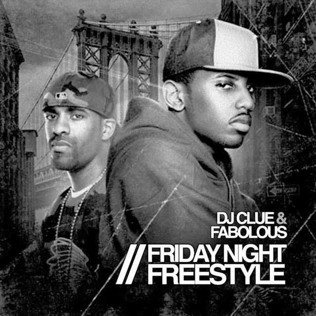 Friday Night Freestyle Albumcover