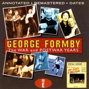 The War And Postwar Years - Disc E album