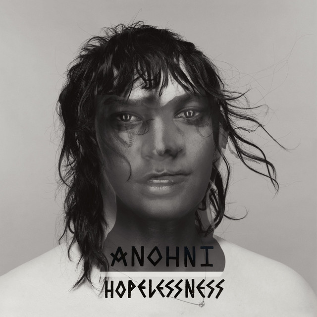 Album cover for HOPELESSNESS by ANOHNI