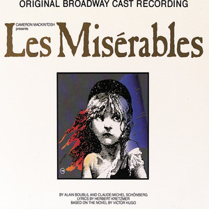 Claude-Michel Schönberg, Alain Boublil, Jean-Marc Natel, Herbert Kretzmer, Frances Ruffelle, Robert Billig A Little Fall Of Rain - New York/Original Broadway Cast Version/1987 cover