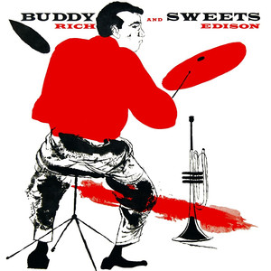 Buddy Rich All Sweets cover