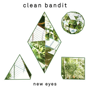 Clean Bandit, BBC Philharmonic New Eyes cover