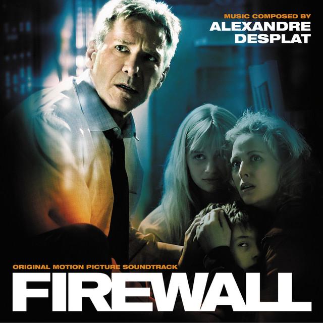 Firewall (Original Motion Picture Soundtrack) Albumcover