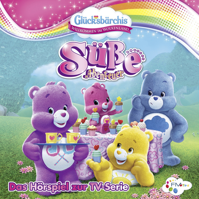 Glücksbärchis - Süße Abenteuer Cover