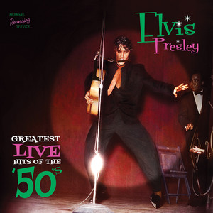 Greatest Live Hits of the 50's Albumcover
