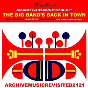 The Big Band's Back in Town album